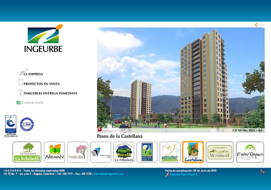 A great web design by Filigrama, Bogota, Colombia: