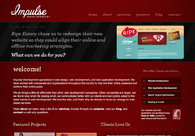A great web design by Impulse Development, El Paso, TX: