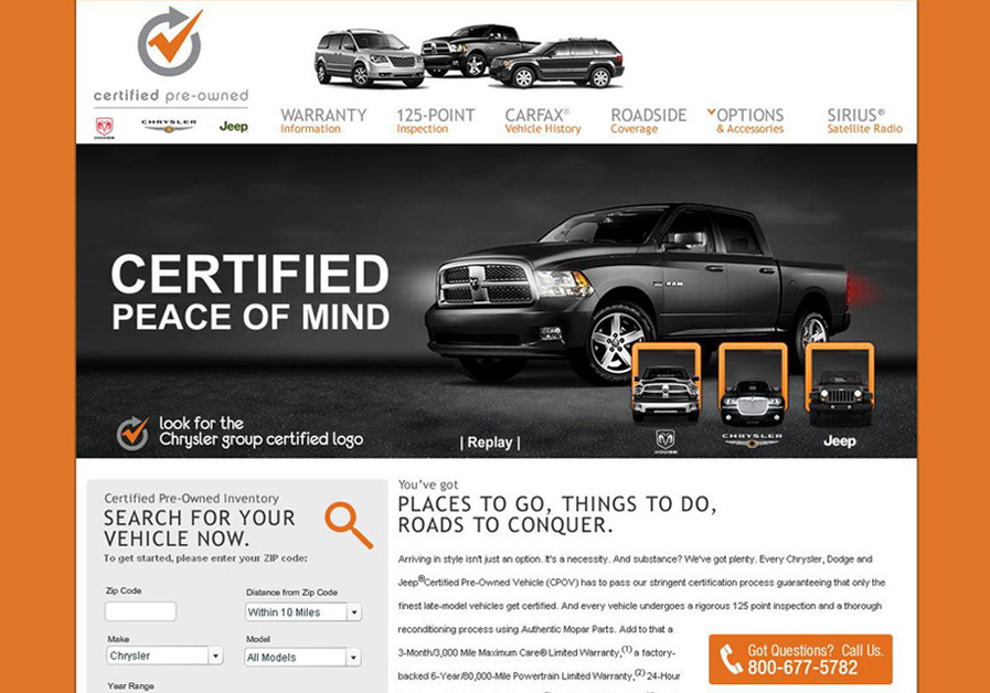A great web design by XFX Studio Web Development. Inc., Detroit, MI:
