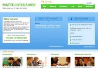 A great web design by Grafix Studio, Malmoe, Sweden: