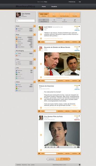 A great web design by Agência Amora, Recife, Brazil: