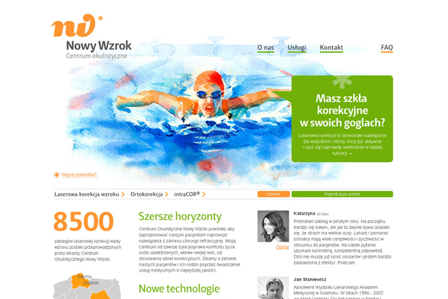 A great web design by MartDesign Studio, Novosibirsk, Russia: