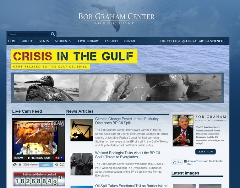 A great web design by BsideStudios.com, Miami, FL: