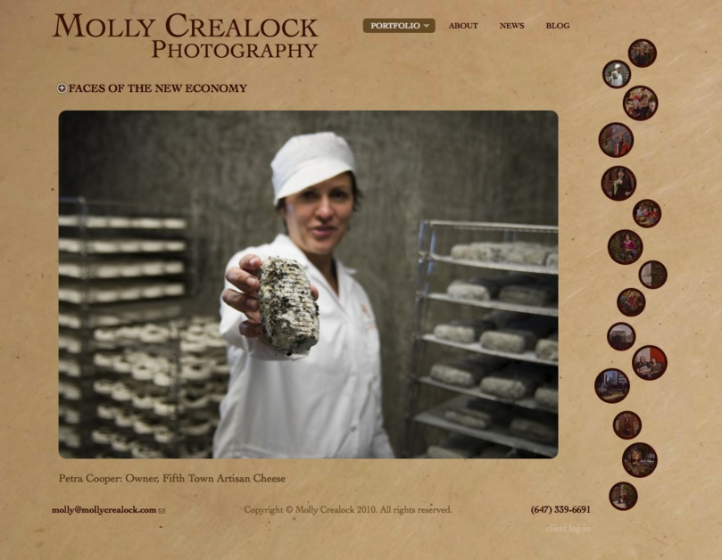A great web design by Ideograph, San Francisco, CA: