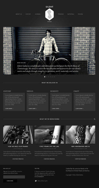 A great web design by Maker User, Washington DC, DC: