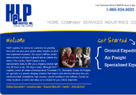 A great web design by Flynn Interactive, Indianapolis, IN: