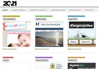 A great web design by 20/21, Melbourne, Australia: