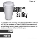 A great web design by Phillip Salfity, Washington DC, DC:
