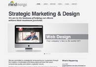 A great web design by Mind Merge Design, Morgantown, WV: