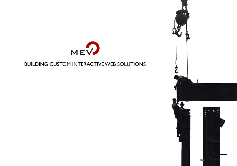 A great web design by MEV, LLC, New York, NY: