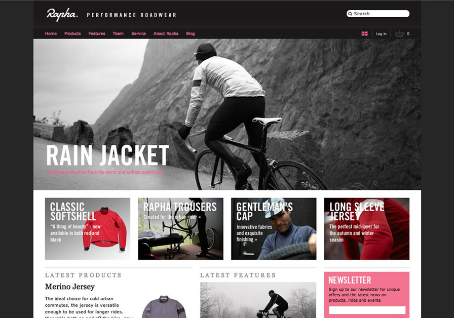A great web design by Message, Brighton, United Kingdom: