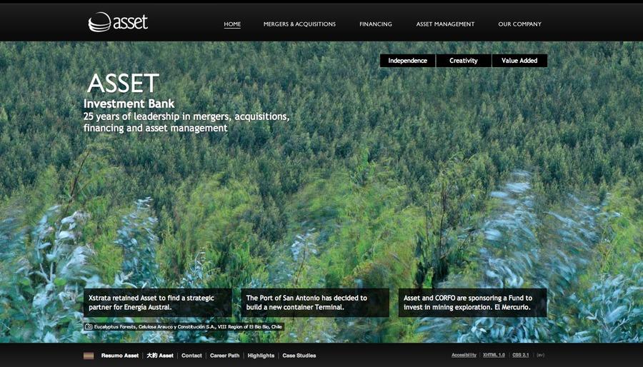 A great web design by AyerViernes , Santiago de Chile, Chile: