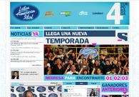 A great web design by Blue Savia  // The Blue Box, New York, NY: