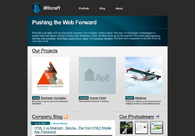 A great web design by Witcraft, Chelyabinsk, Russia:
