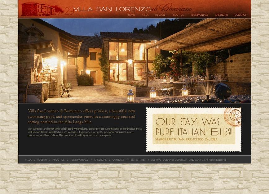 A great web design by Dustin Boeger, Sacramento, CA: