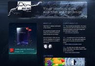 A great web design by Night River, Kyiv, Ukraine: