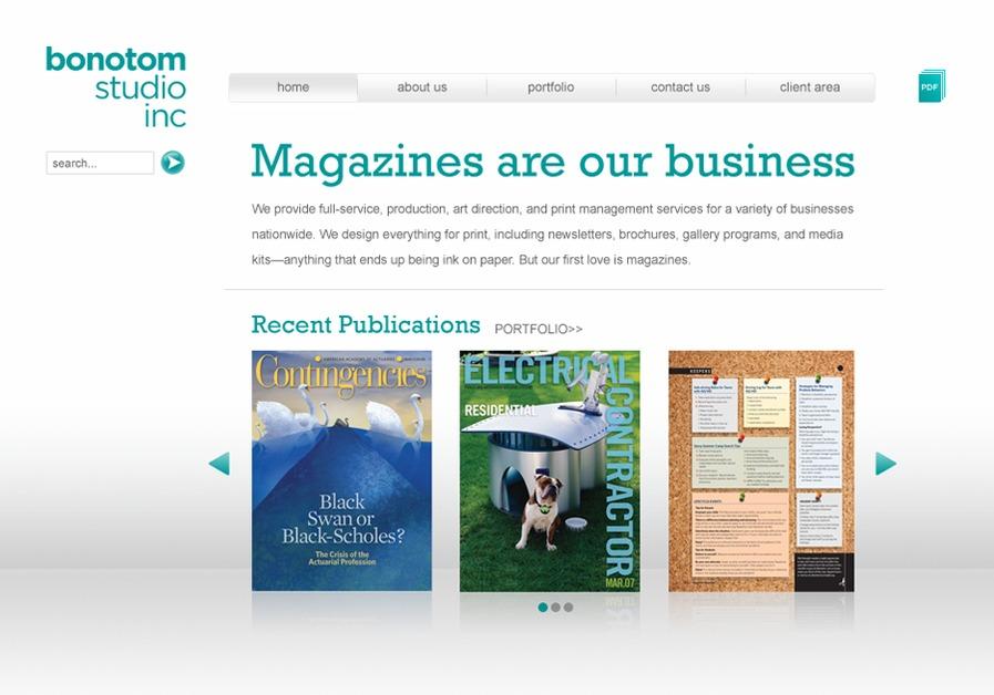 A great web design by Blackbarn Media, Washington DC, DC: