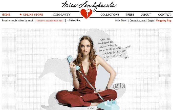 A great web design by Niche Tank, Los Angeles, CA: