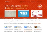 A great web design by Tagnia, A Coruna, Spain: