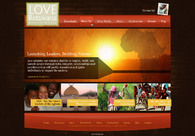 A great web design by Rob Alan, Portland, OR: