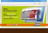 A great web design by jcavemedia.com, Columbus, OH: