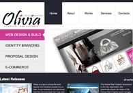 A great web design by Olivia Garrett Design , Washington DC, DC: