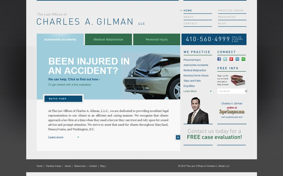 A great web design by WWW.DAASN.COM, Baltimore, MD: