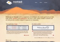 A great web design by Nomad, Norwich, United Kingdom: