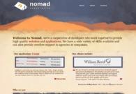 A great web design by Nomad, Norwich, United Kingdom: