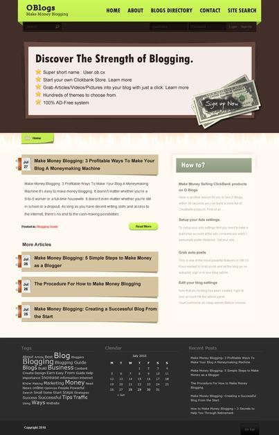 A great web design by Sensitive Designs, London, United Kingdom: