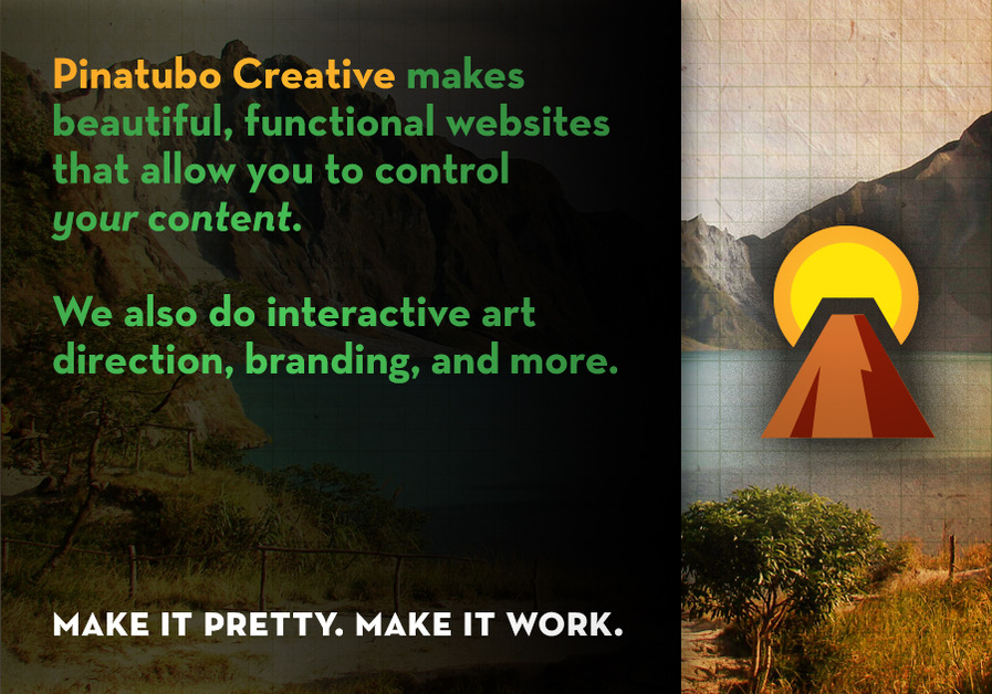 A great web design by Pinatubo Creative, Denver, CO: