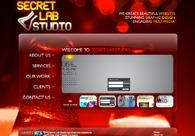 A great web design by Secret Lab Studio, Gainesville, FL: