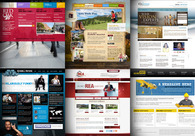 A great web design by Dan Posnack Design, Minneapolis, MN: