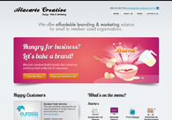 A great web design by Alacarte Creative, Reading, United Kingdom: