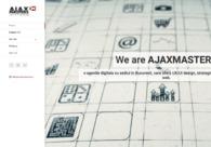 A great web design by AjaxMasters, Bucharest, Romania: Responsive Website, Portfolio , Technology , Wordpress