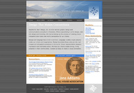 A great web design by Stephen B. Starr Design, Inc., Chicago, IL: