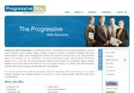 A great web design by Progressive way technologies, Rajkot, India: