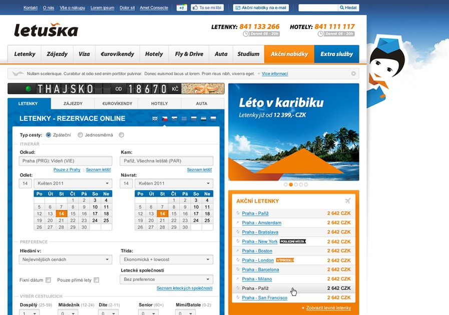 A great web design by Designme.sk, Zvolen, Slovakia: