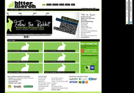 A great web design by Bitter Merch, Camarillo, CA: