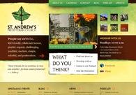 A great web design by Ian Soper, Washington DC, DC: