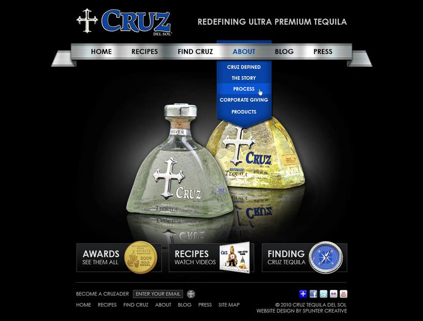 A great web design by Splinter Creative, Phoenix, AZ: