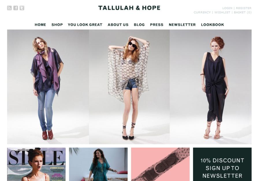 A great web design by Netrino, London, United Kingdom: