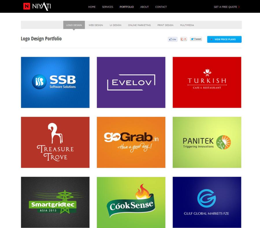 A great web design by Niyati Technologies Pte. Ltd., Singapore, Singapore: