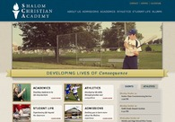 A great web design by Cross and Crown, Harrisburg, PA: