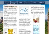 A great web design by Vermillion Sky, New York, NY: