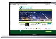 A great web design by Con Kennedy, Dublin, Ireland: