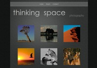 A great web design by thinking space web design, London, United Kingdom: