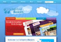 A great web design by Enchanted Illusions, Phoenix, AZ: