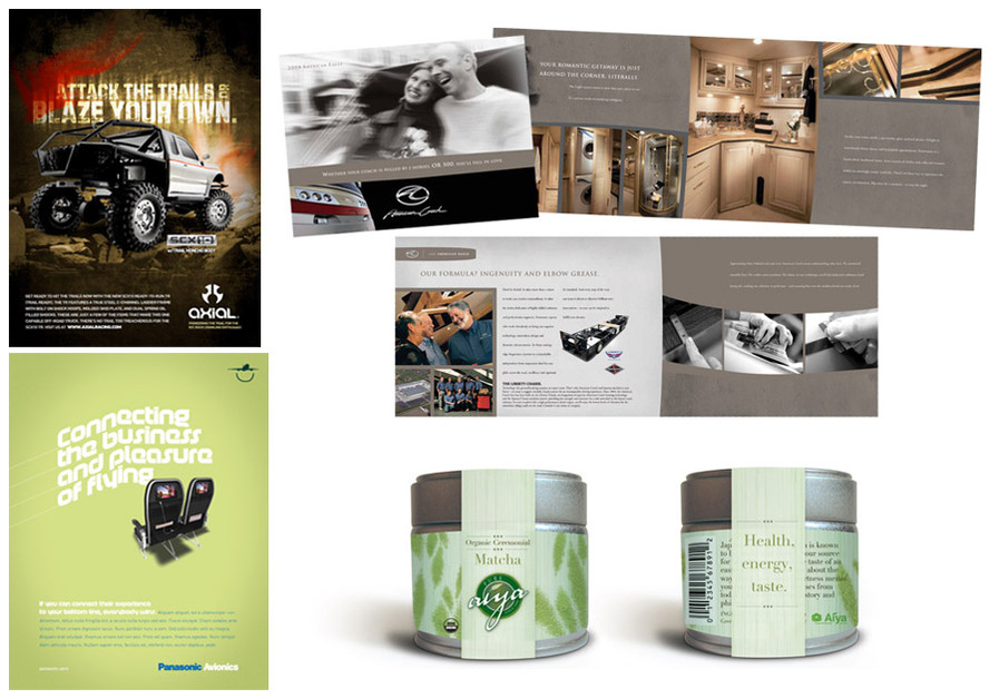 A great web design by Louis P. Leos Design, Los Angeles, CA: