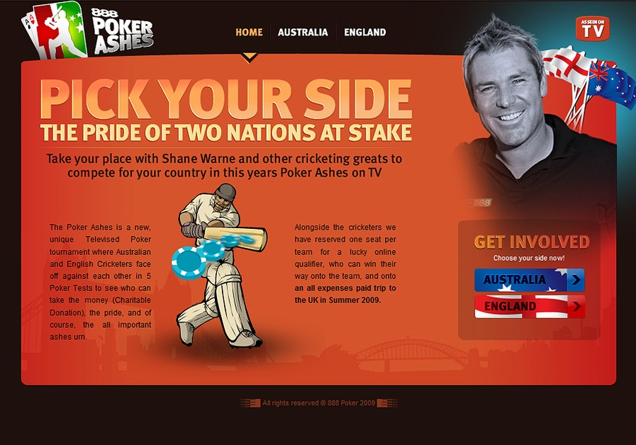 A great web design by Spectle, Brisbane, Australia: